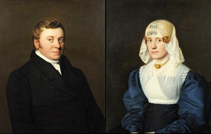 Sjoerd en Maria